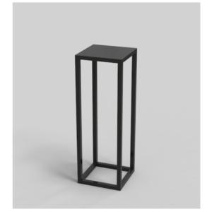 Metal Plinth 60cm