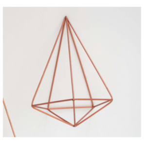 Copper Geometric Medium