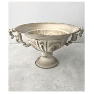 Cream Urn