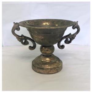 Gold Trophy Vase