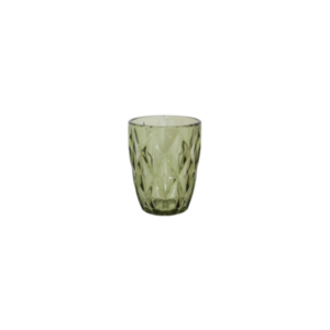 Green Water Glass