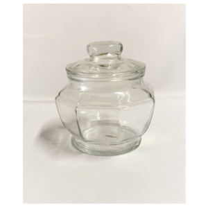Hexagon Candy Jar