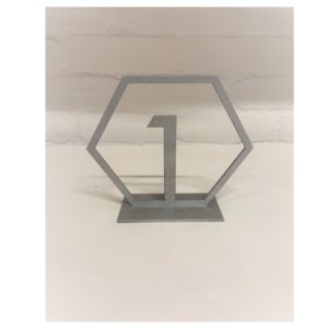 Silver Hexagon Number
