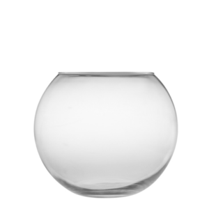 Small Fishbowl Vase