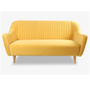 Yellow Sunshine Couch
