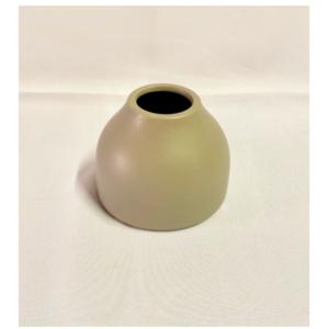 Beige Bud Vase Small