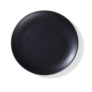Black Side Plate