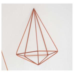 Copper Geometric Medium