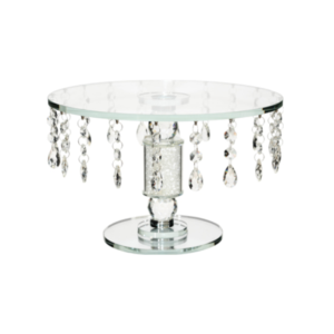 Crystal Cake Stand 30cm
