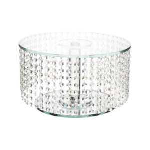 Crystal Cake Stand 35cm