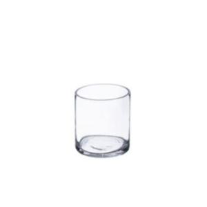 Cylinder Vase 10cm