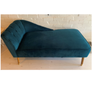 Emerald Chaise Sofa