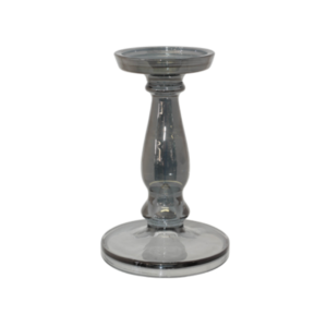 Grey Candlestick Tall