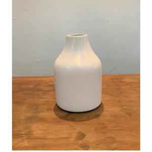 White Bud Vase Medium