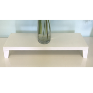White Table Stand
